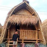 lumbung bambu