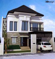 contoh rumah minimalist