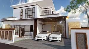 biaya bikin rumah minimalist