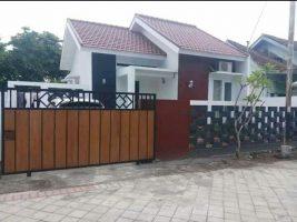Pasang pagar rumah