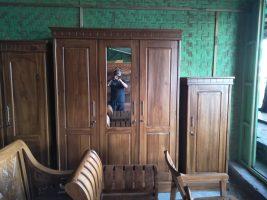 Jual furniture bahan kayu Lombok
