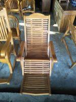 kursi malas bahan kayu
