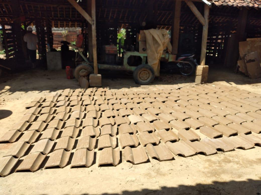 Genteng Kumbung Lombok