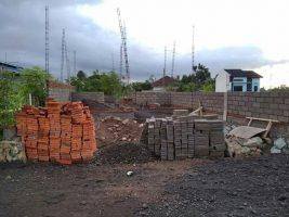 Tanah dijual di Jati Sela