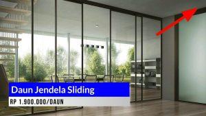 Daun Jendela Sliding
