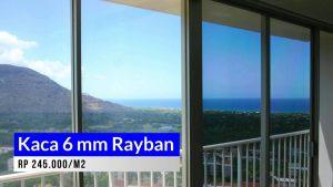 Kaca 6 mm Rayban