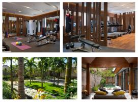 Indigo amenities